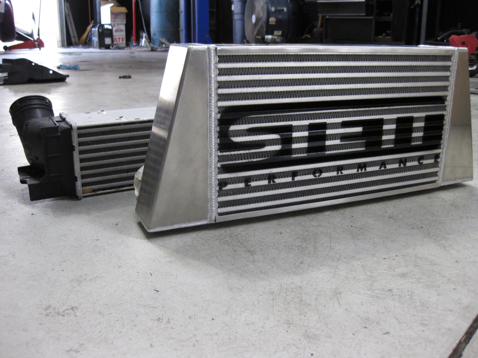 STETT Performance 135i 335i Front Mount Intercooler- N54 N55
