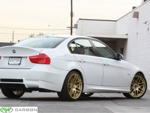 RW Carbon BMW E90 3 Series M3 Style Side Skirts