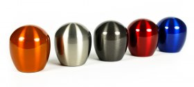 Raceseng SLAMMER TRANSLUCENT FINISH Shift Knob WITH SHIFT PATTERN with BMW Adapter